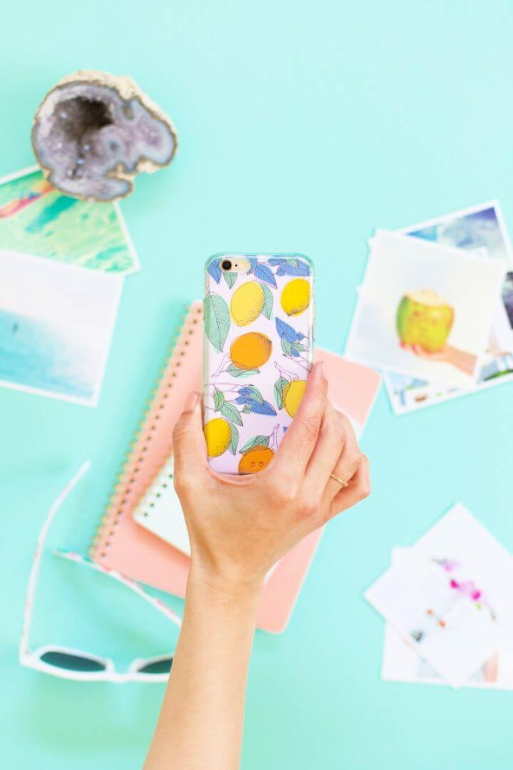 Create A DIY Printable Smart Phone Cover Designs 1