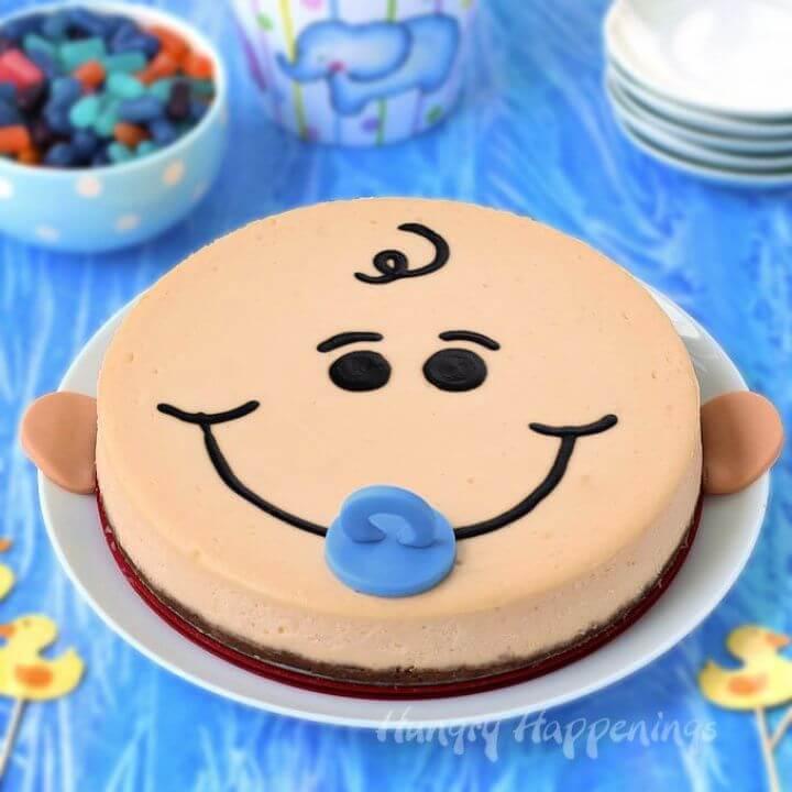 Easy DIY Baby Shower Dessert