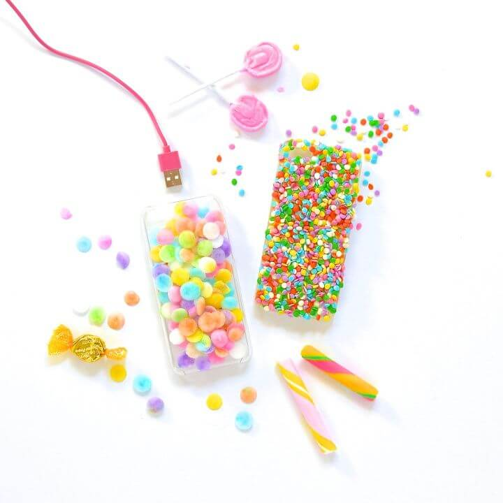 How To Create A DIY Candy iPhone Case 1