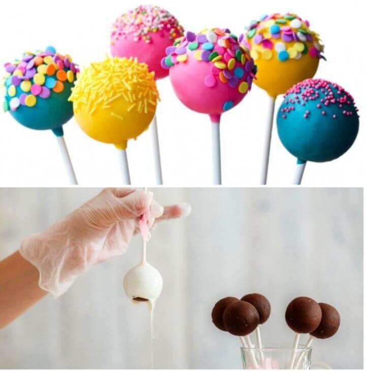 How To DIY Cake Pops