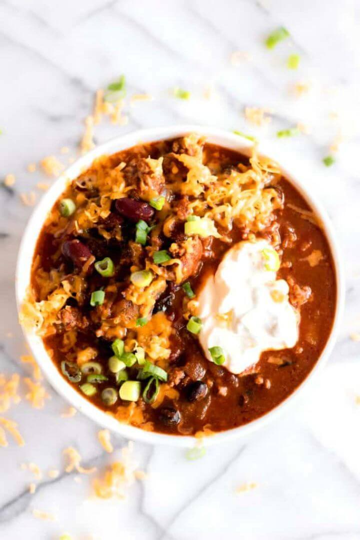How To Make Easy DIY Chili Recipe