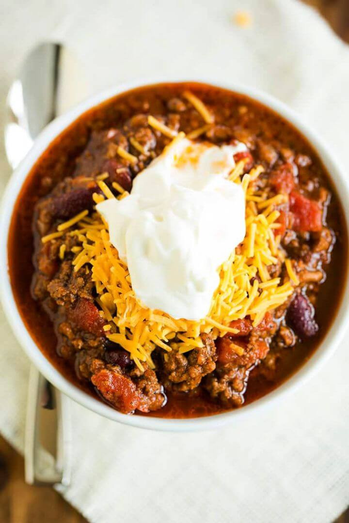 How To Make Your Own DIY Chili Recipe