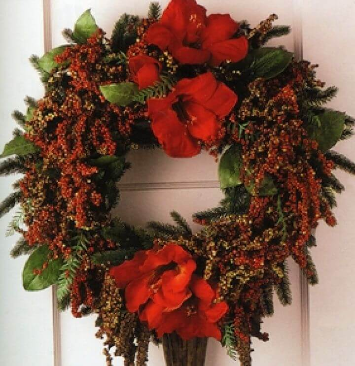 How To Make Your Own DIY Wreath