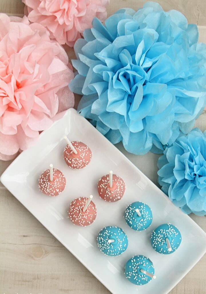 Make Your Own DIY Cake Pops