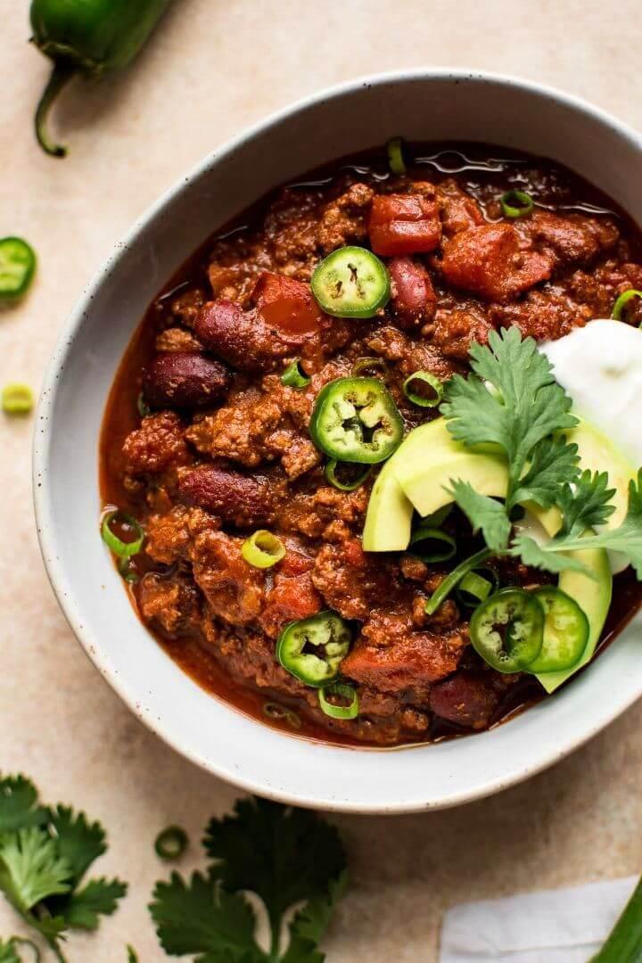 Quick DIY Chili Recipe