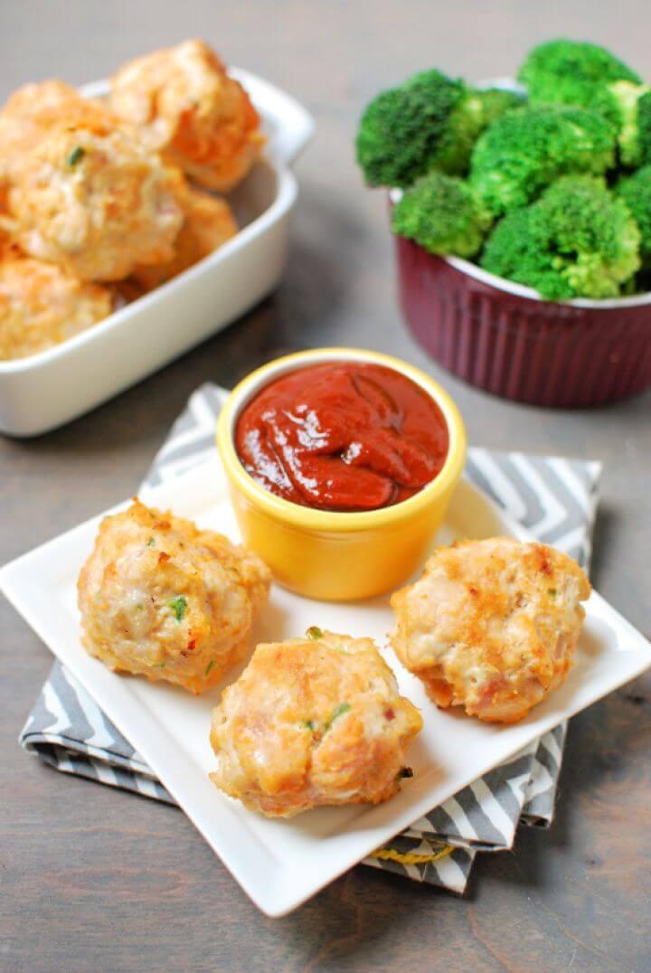 Best DIY Paleo Turkey Sweet Potato Meatballs 2
