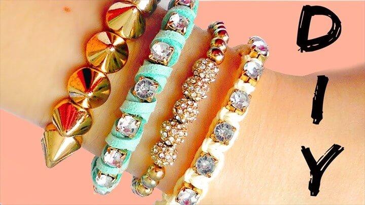 Easy DIY Friendship Bracelet