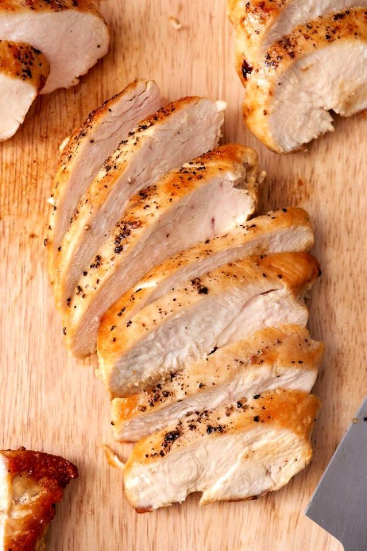Golden Juicy Chicken Breast