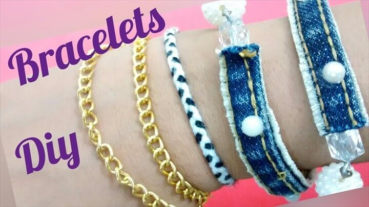 Gorgeous DIY Frienship Bracelet