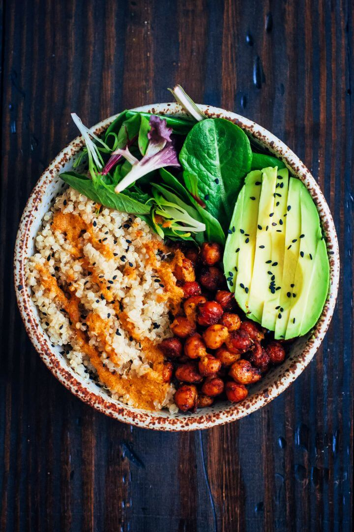 How To DIY Vegan Buddha Bowl