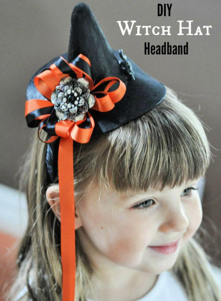 How To DIY Witch Hat