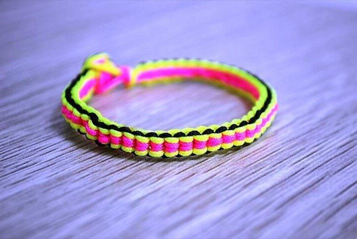How To Make Friendship Bracelets DI