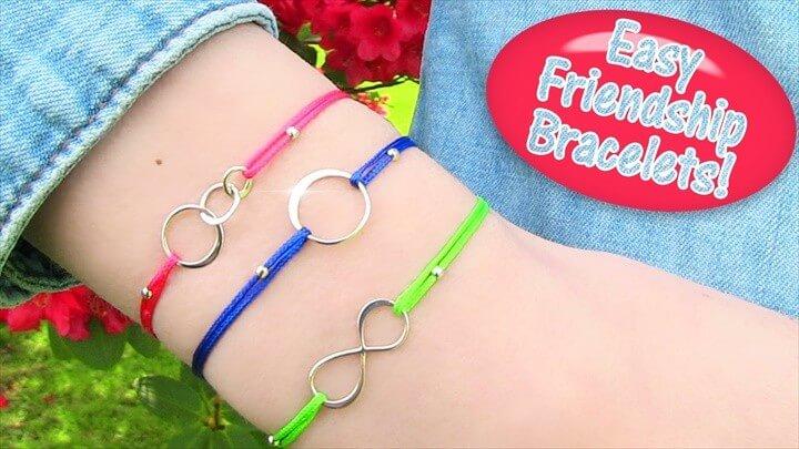 Knitting Patterns Funny DIY Friendship Bracelets EASY