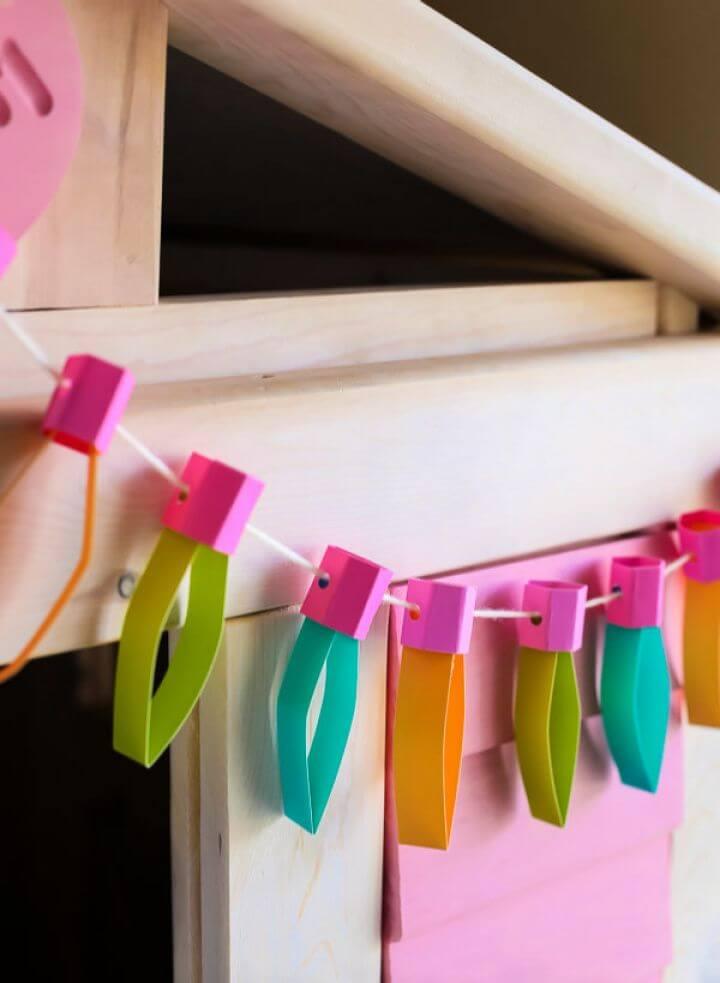 Make Your Own DIY Kids Room Decor
