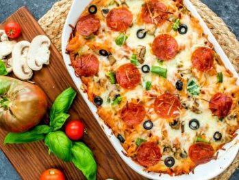 Pizza Casserole For Kids