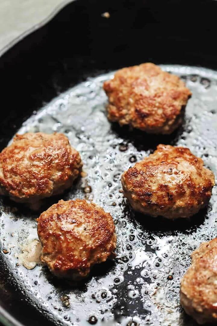 Simple DIY Homemade Turkey Sausage Recipe 2
