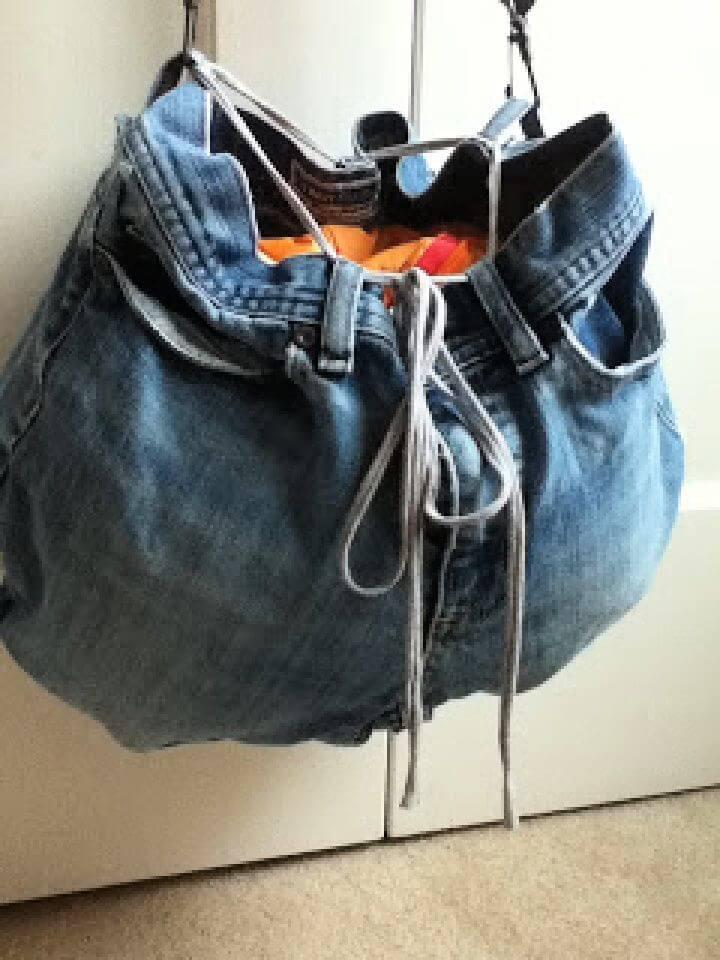 Super DIY Lemonayde Hobo Bag Tutorial