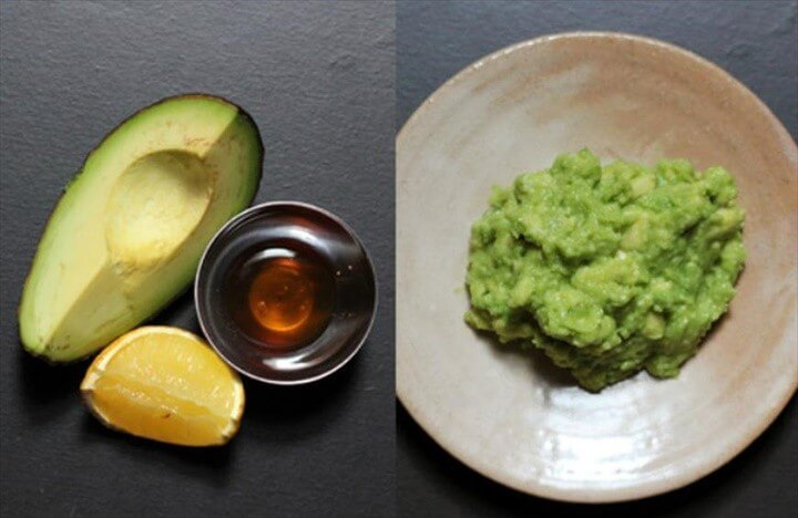 Avocadoc DIY Face Mask From Your kitchen Slideshow