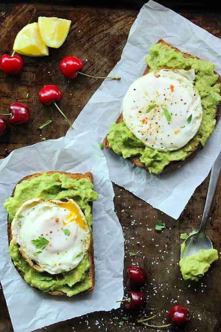 Best Avocado Toast and Egg Recipe Ever