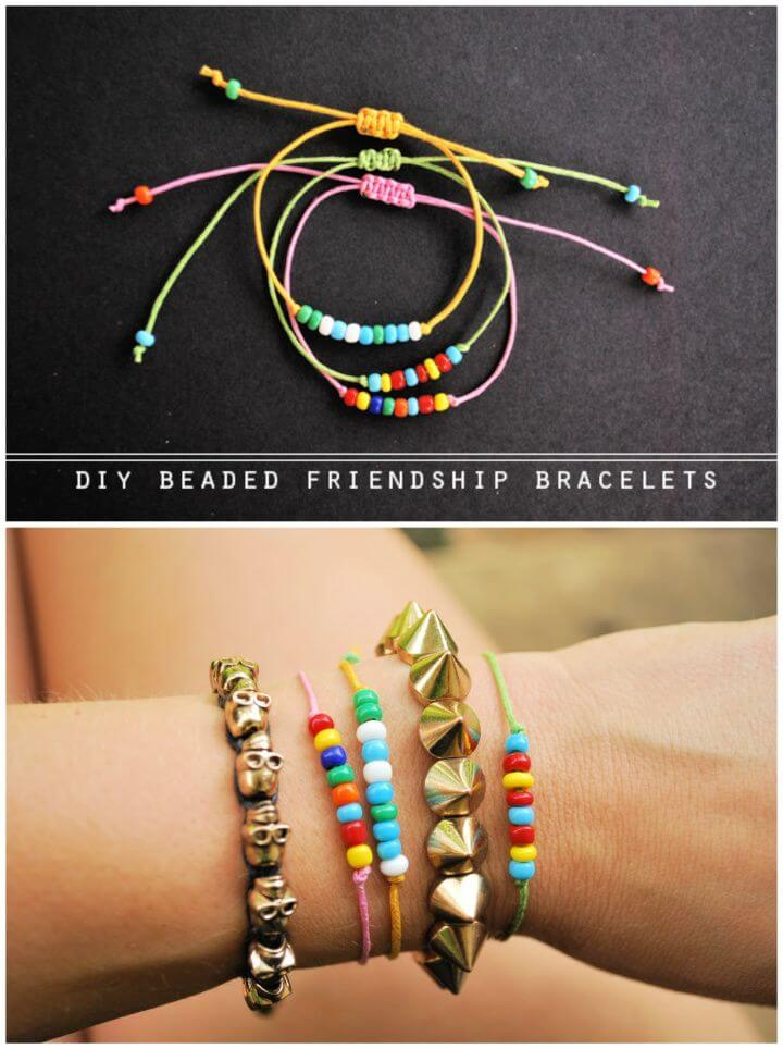 Best DIY Beaded Friendship Bracelets