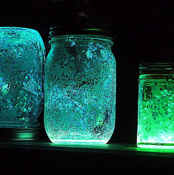 Best DIY Mason Jar Light Idea