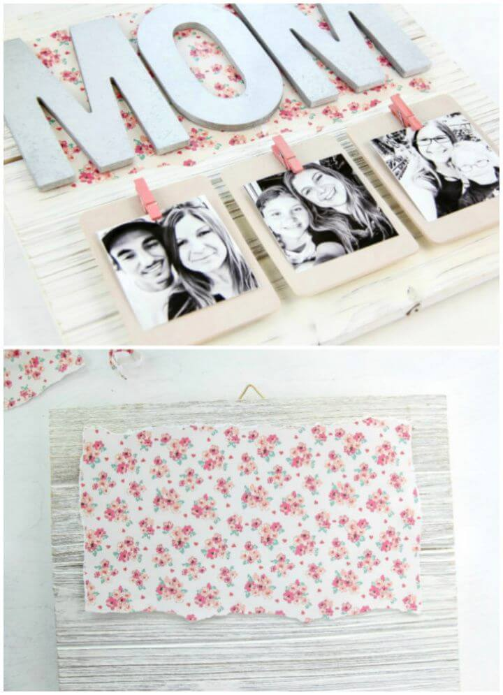 Best DIY Pallet Picture Frame