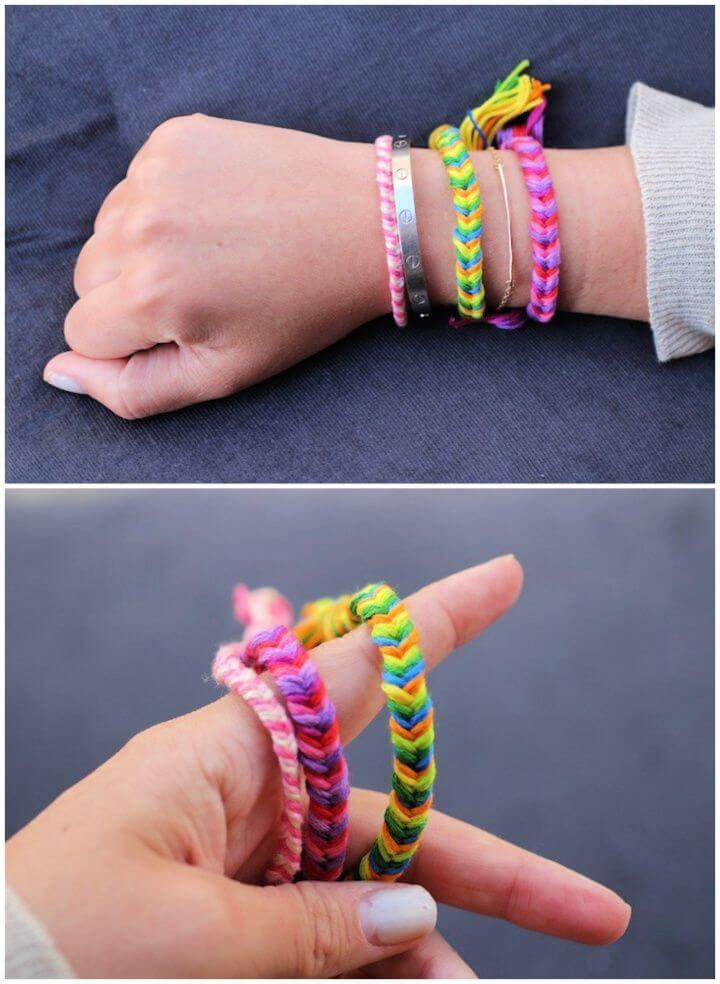 Best Friendship Bracelets Fishtail Braid
