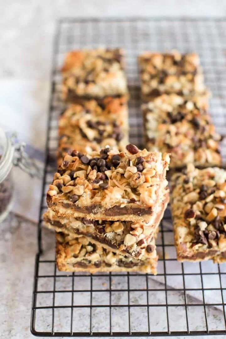 Best Gluten Free Seven Layer Bars