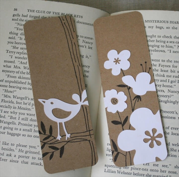 DIY Creative DIY Bookmarks Ideas
