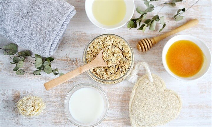 DIY Easy Face Mask