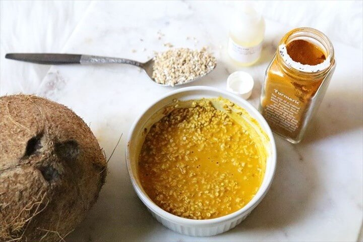 DIY Face Mask Ingredients from Household Products