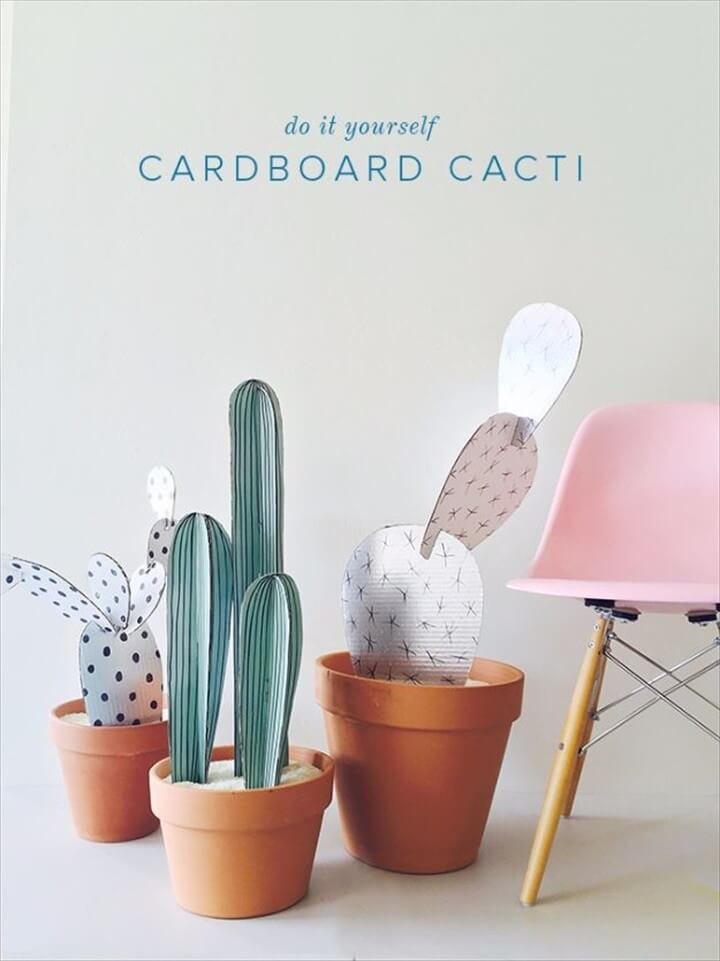 DIY Ideas With Cardboard