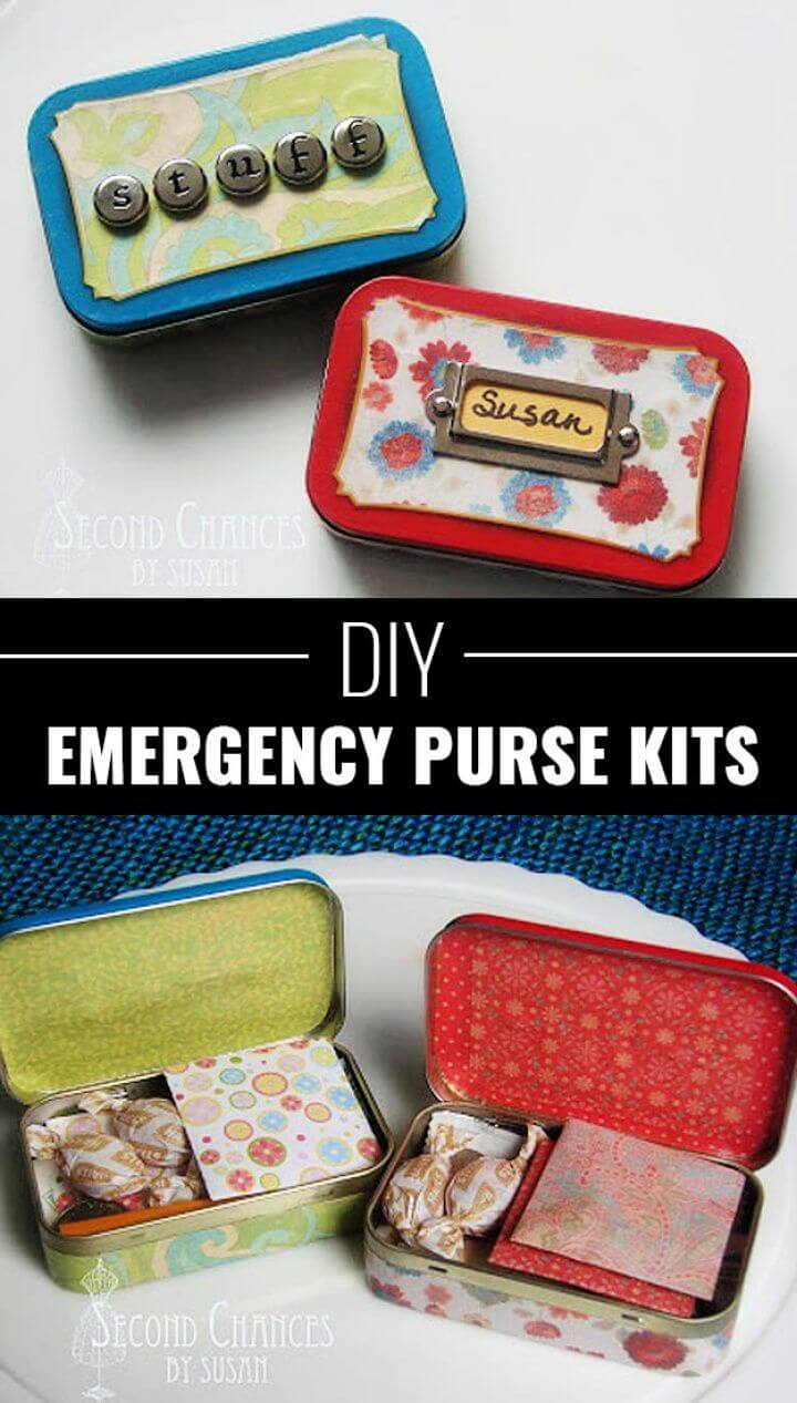 Emergency Purse Kits