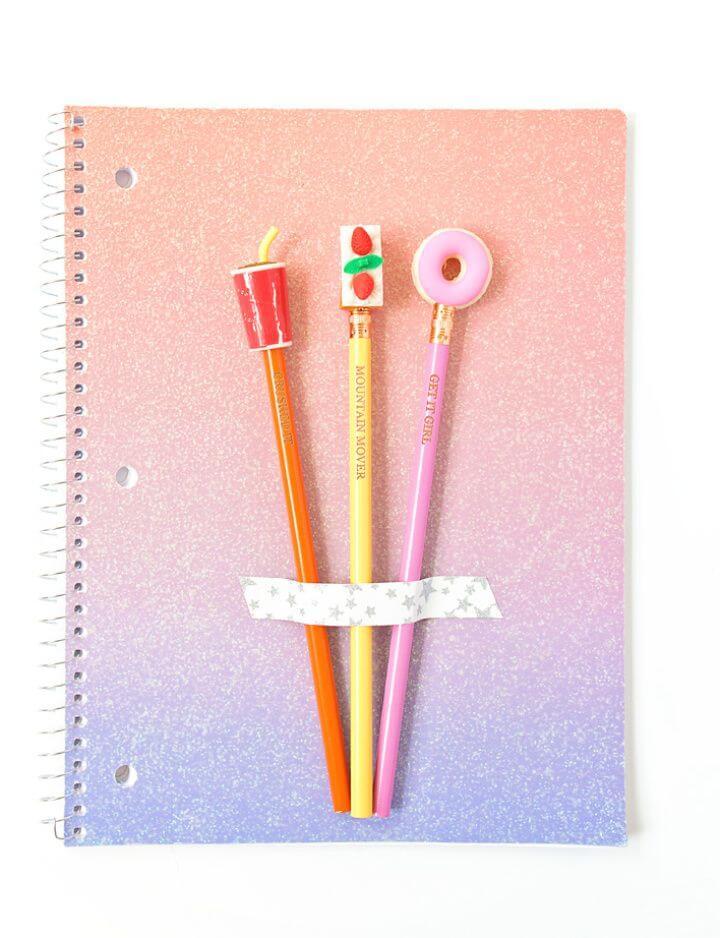How To Create A DIY Custom Pencils For Bts