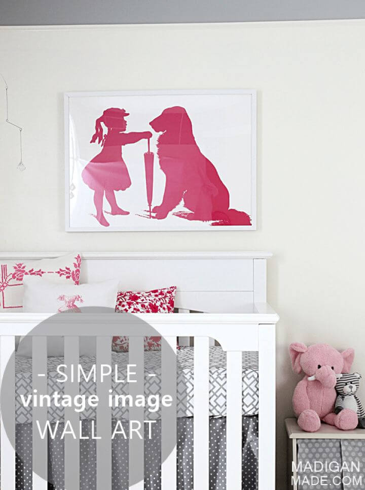 How To Customize An Image Into Wall Art
