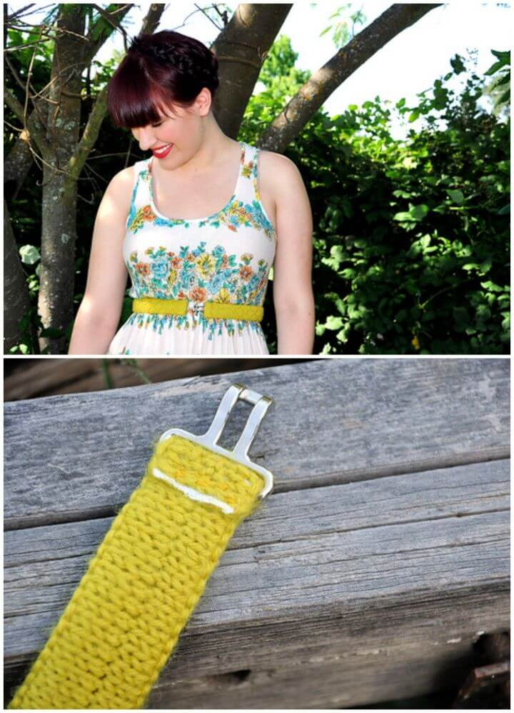 How To Make Your Own DIY Summer Belt
