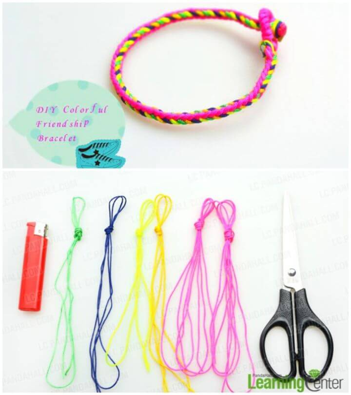 How to Make Cool Friendship Bracelets