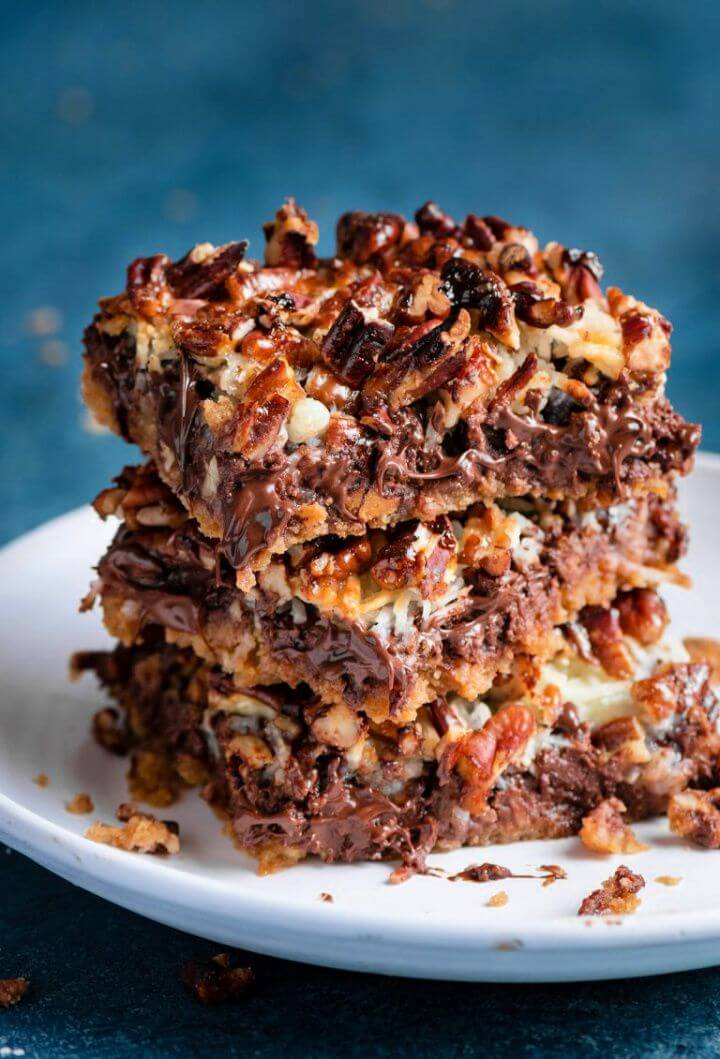 Magic Bars Only 6 Ingredients