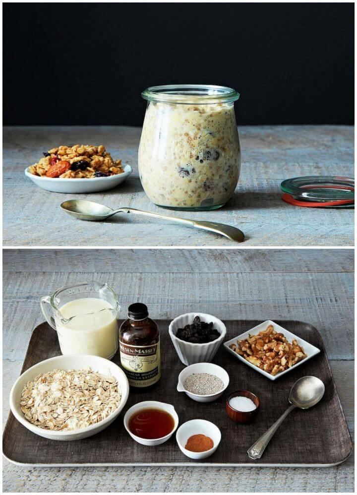 Make A DIY Overnight Oats Without a Recipe