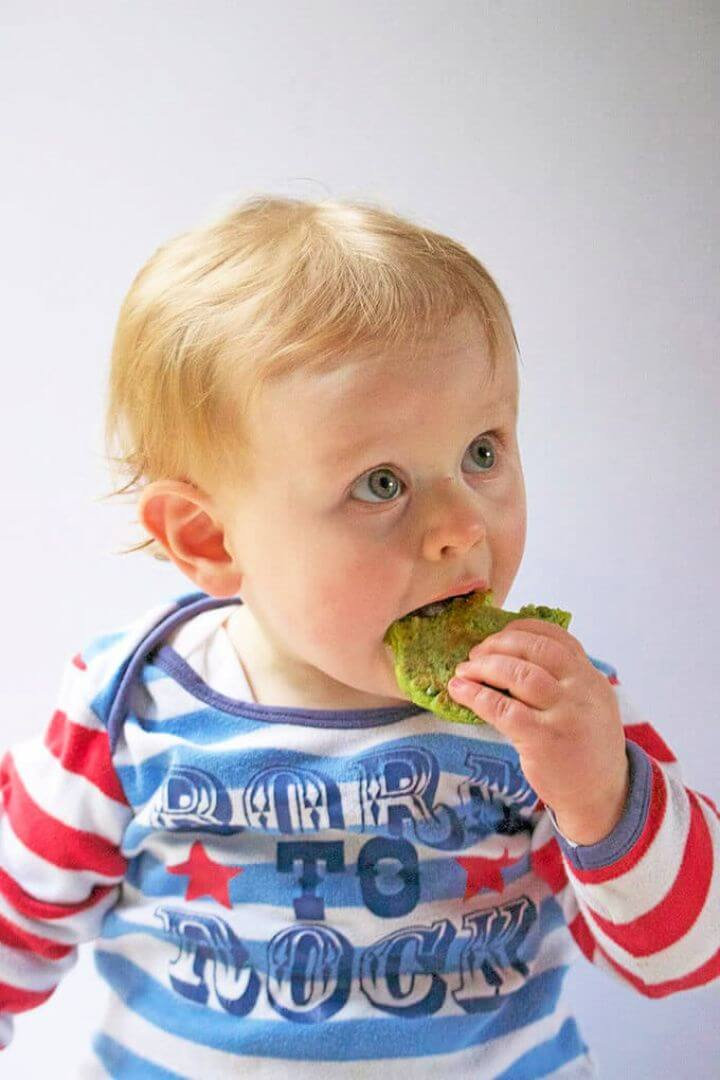 Pea Fritters Recipe For Toddlers