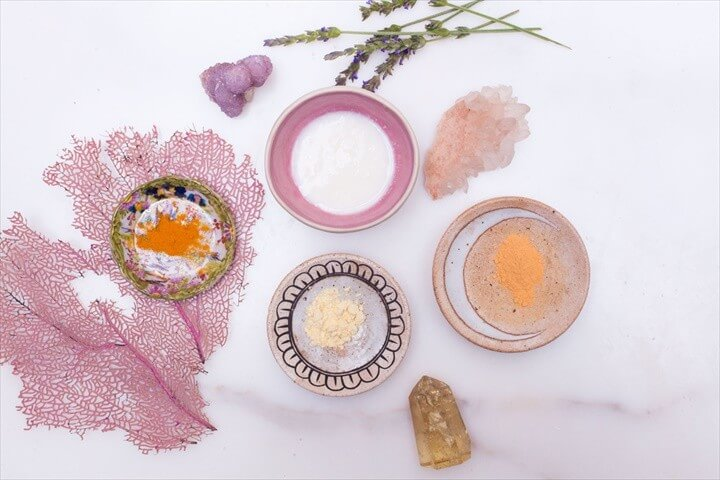 Shiva Rose DIY Face Mask