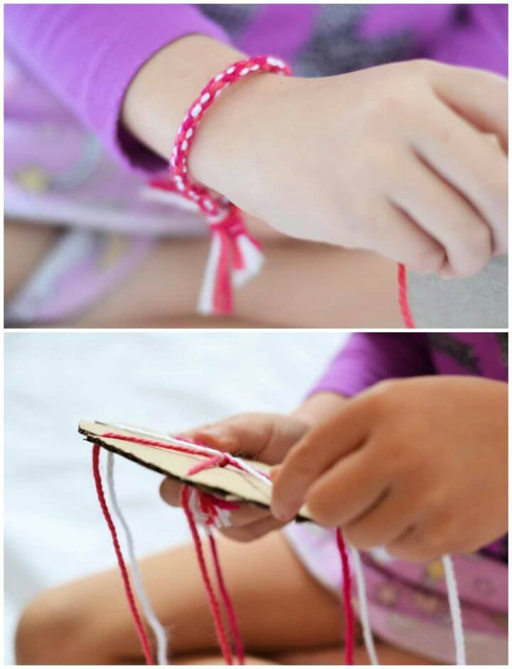 Simple DIY Friendship Bracelets Tutorial