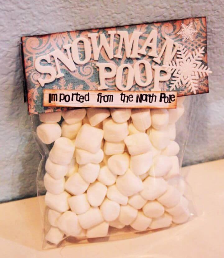 Snowman Poop
