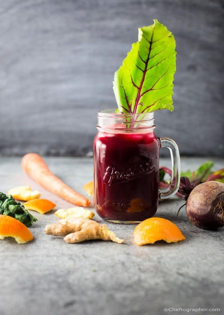 Super DIY Duper Detox Juice 4