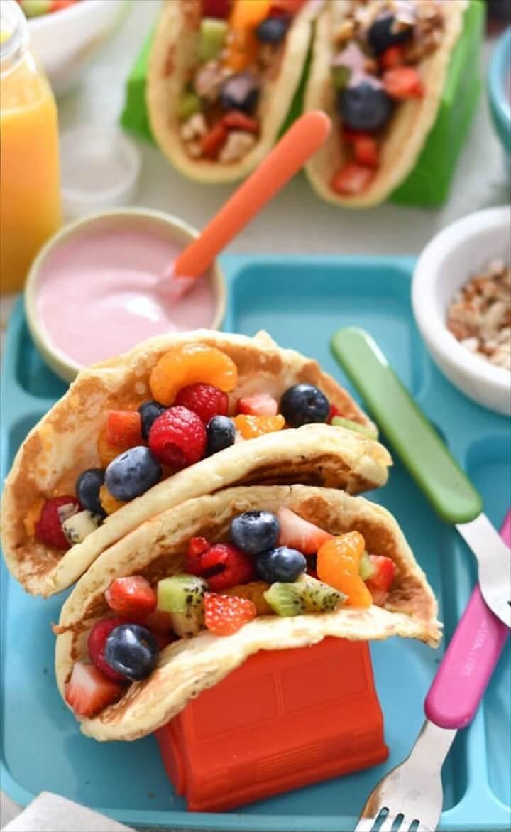 Vegan Recipes for Kids Breakfast