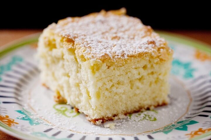 Whipping Cream Cake DIY