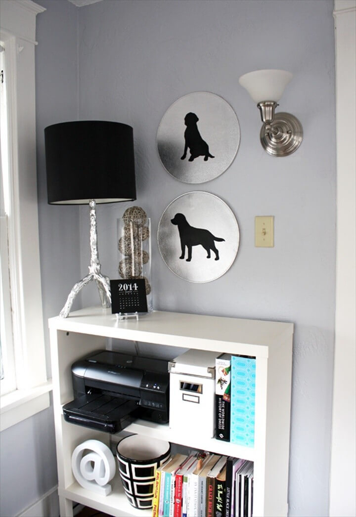 DIY Printable Dog Art