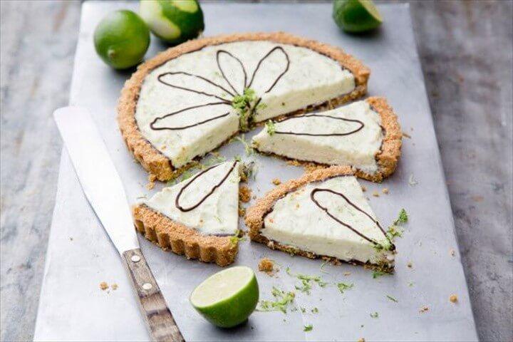 Easy To make Key Lime Pie Recipe