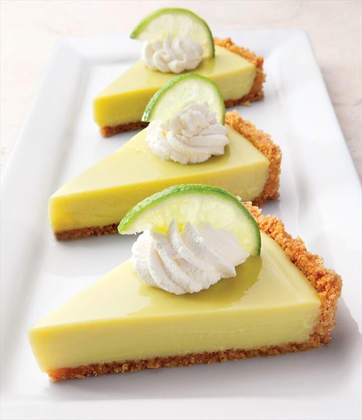 Key Lime Fun Key Lime Pie Recipe