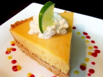 Margaritaville Key Lime Pie Dessert